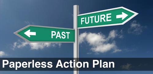 Paperless Action Plan