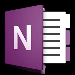 OneNote Mac Icon