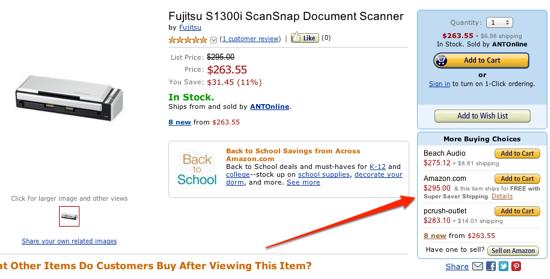 Amazon S1300i