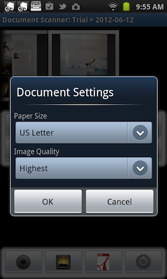 Document Scanner 2