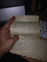 WWII_Letter