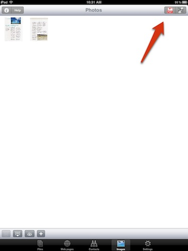 Create the PDF with Save2PDF
