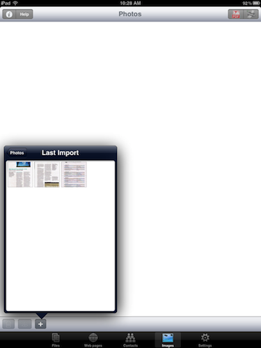 Import Pages To Save2PDF