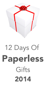 12 Days Of Paperless Gifts