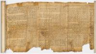 Isiah Dead Sea Scroll