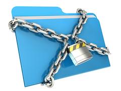Encrypted Disk Image