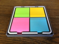 Evernote Post-It Notes