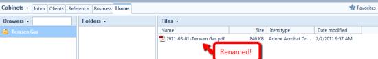 FileCenter renamed