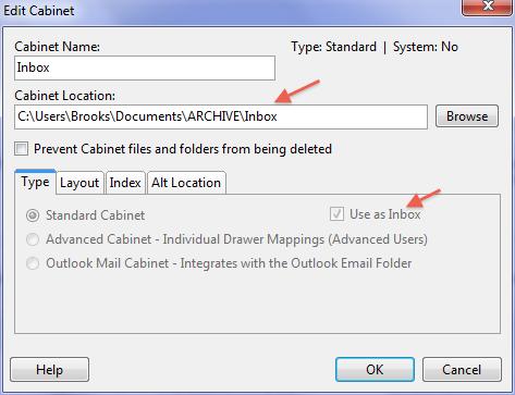 FileCenter Inbox Details