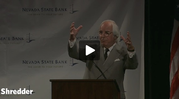 Frank Abagnale Shredder