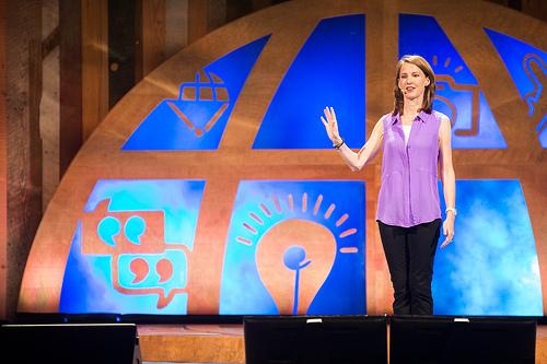 Gretchen Rubin WDS 2013