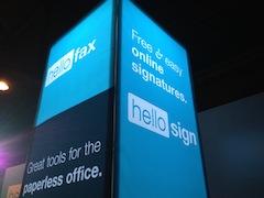 HelloFax at ETC