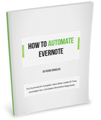 How To Automate Evernote
