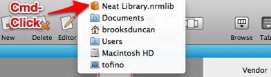 NeatWorks click proxy icon