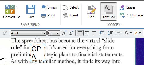 PDF Transformer+ Edit Image