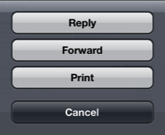 iOS Print