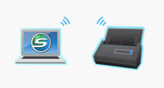 ScanSnap Wireless Computer