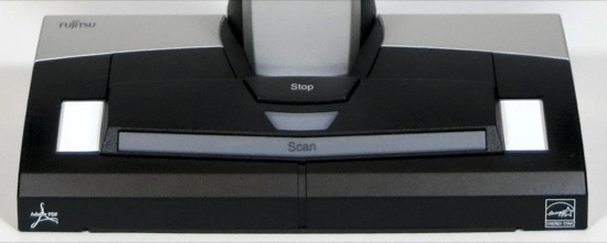 ScanSnap SV600 Controls