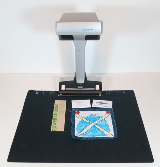 ScanSnap SV600 Multiple Documents