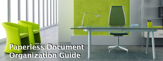 Paperless Document Organization Guide