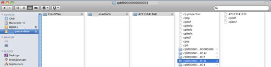 Backup Folder