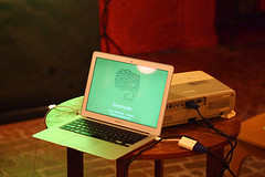 Evernote Projector