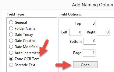 FileCenter Open File