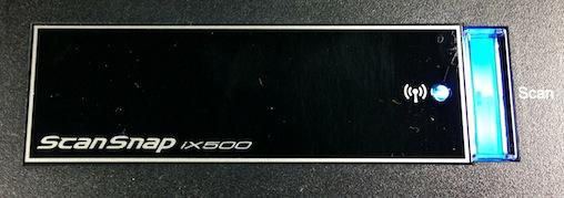 ScanSnap iX500 Wi-Fi Light