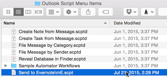 Outlook Mac Move Script