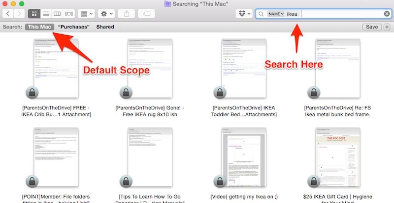 Search Folder Entire Computer