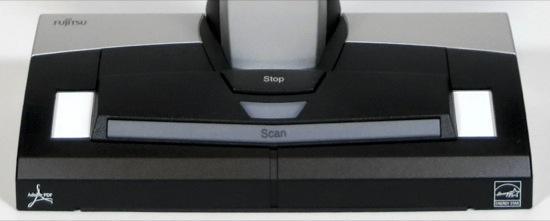 ScanSnap SV600 Controls
